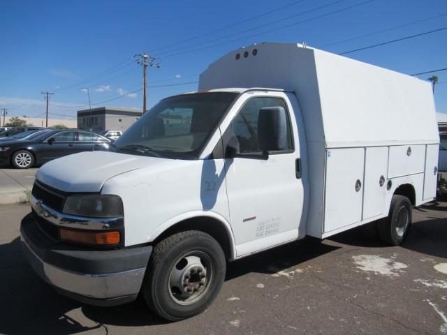 51762014 Chevrolet Express Commercial Cutaway
