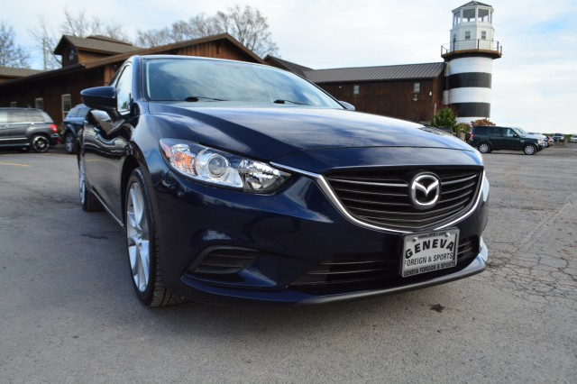 Used 2015 Mazda Mazda6 i Touring Sedan for sale in Geneva NY