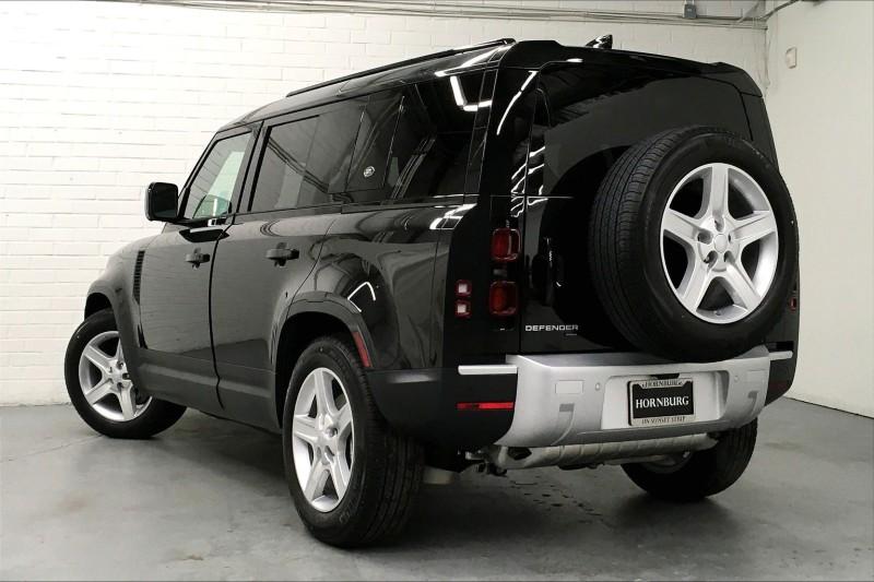 New 2021 Land Rover Defender SE Sport Utility in West ...