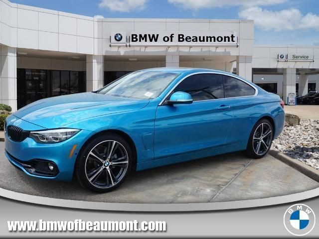 Demo 2020 BMW 4 Series 430i