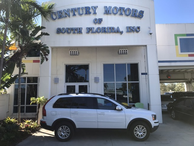 2008 Volvo XC90 I6 AWD Heated Leather Sunroof 3rd Row 7 Passenger in pompano beach, Florida