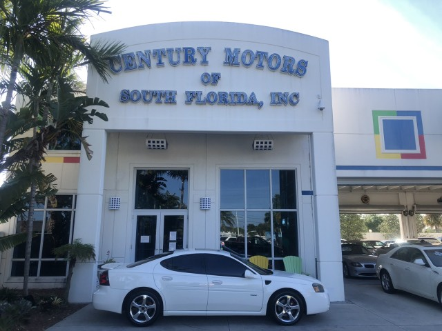 2006 Pontiac Grand Prix GXP, v8, leather, 2 owner, no accidents in pompano beach, Florida