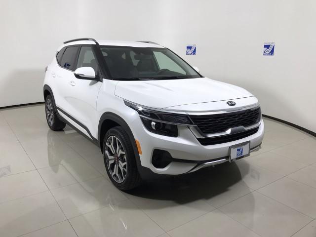 New 2021 Kia Seltos S