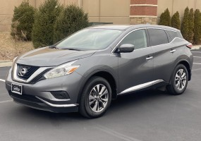 2017 Nissan Murano AWD in Chesterfield, Missouri