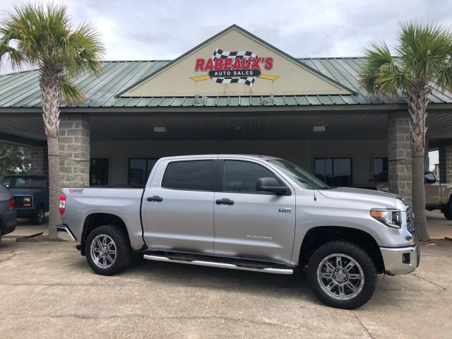 2018 Toyota Tundra CrewMax 4WD SR5 in Lafayette, Louisiana