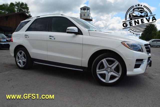 Used 2015 Mercedes-Benz M-Class ML 400