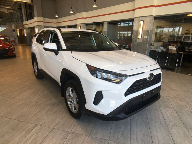 Certified Pre-Owned 2019 Toyota RAV4   Crown Original   Local Trade   One Owner   AWD LE
