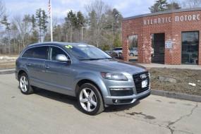 2009 Audi Q7 Premium Plus S-LINE in Wiscasset, ME