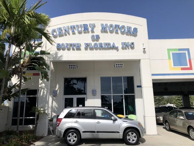 2006 Suzuki Grand Vitara Xsport 1-Owner CD Changer MP3 Satellite Radio in pompano beach, Florida