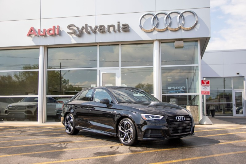 Certified Pre-Owned 2020 Audi A3 Sedan S line Premium Plus