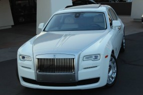 2015 Rolls-Royce Ghost  in Tempe, Arizona