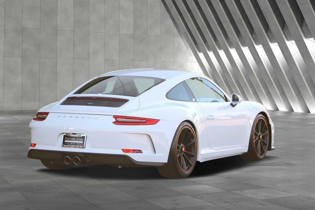 Certified Pre-Owned 2018 Porsche 911 GT3 Touring