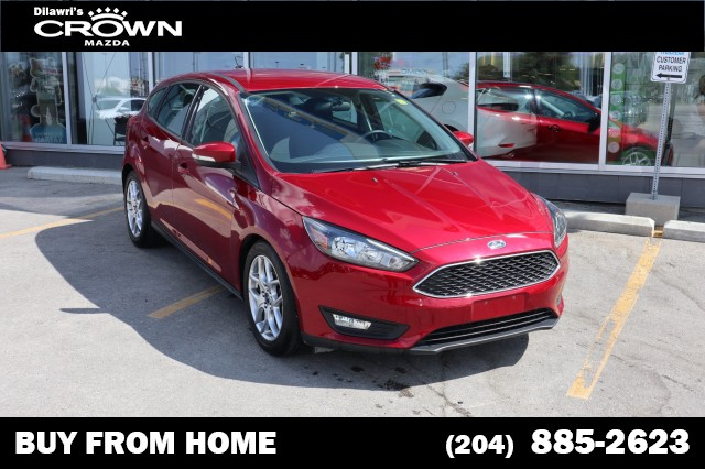 Pre-Owned 2016 Ford Focus SE **Accident Free**