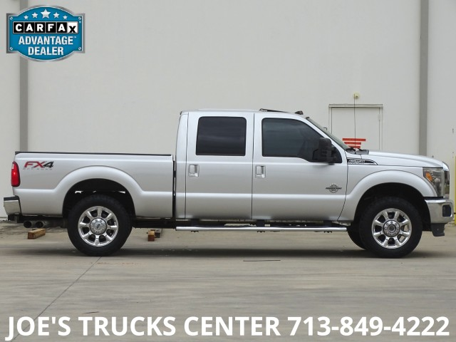 2015 Ford Super Duty F-250 SRW Lariat 4x4 in Houston, Texas