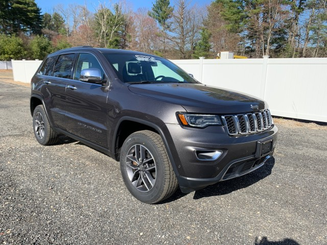 used 2017 Jeep Grand Cherokee car, priced at $31,999