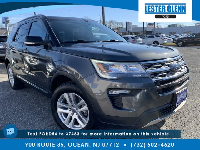 used 2018 Ford Explorer car, priced at $23,360