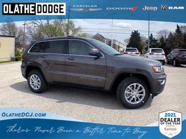 new 2021 Jeep Grand Cherokee car