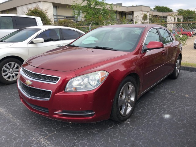 used 2010 Chevrolet Malibu car
