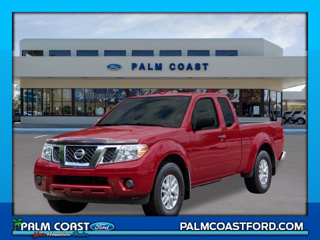 used 2017 Nissan Frontier car, priced at $16,900