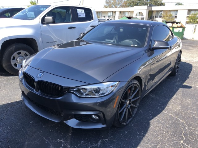 used 2014 BMW 4-Series car, priced at $27,995