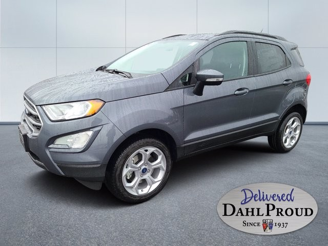 new 2021 Ford EcoSport car, priced at $27,593