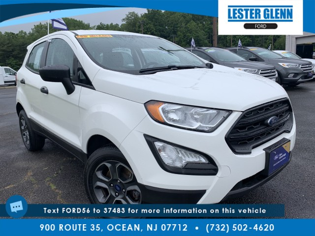 used 2018 Ford EcoSport car, priced at $16,552