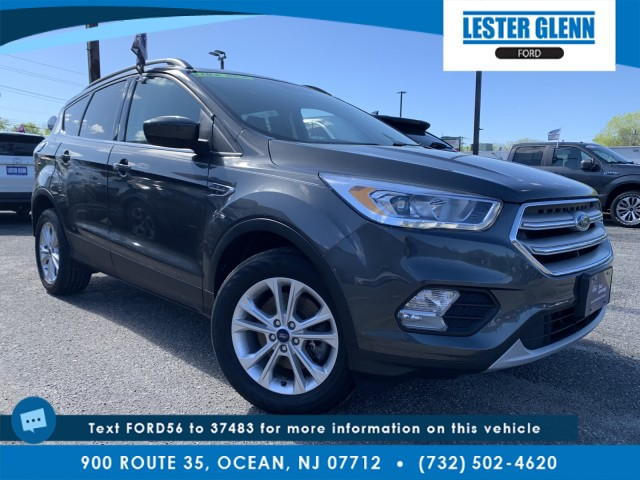 used 2018 Ford Escape car, priced at $21,858