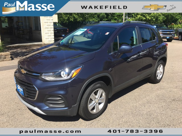 used 2019 Chevrolet Trax car, priced at $20,988