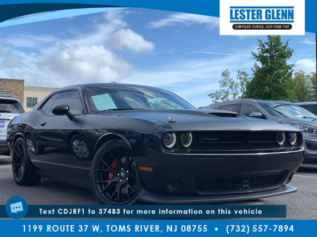 used 2019 Dodge Challenger car, priced at $39,937