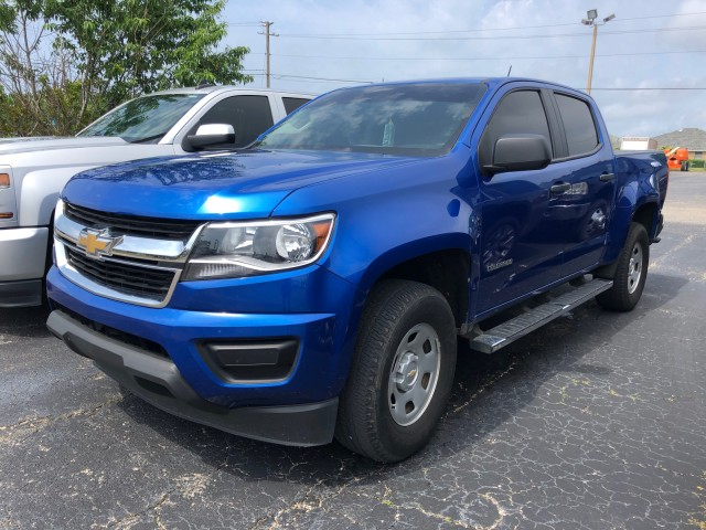 used 2019 Chevrolet Colorado car