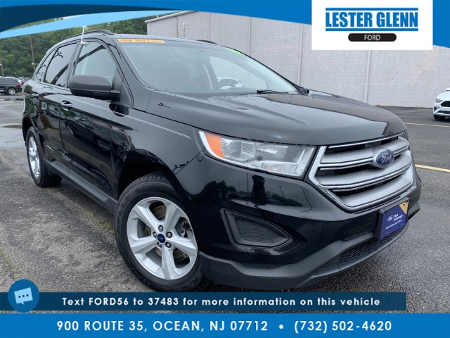 used 2018 Ford Edge car, priced at $23,441