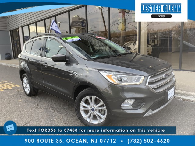 used 2018 Ford Escape car, priced at $20,835