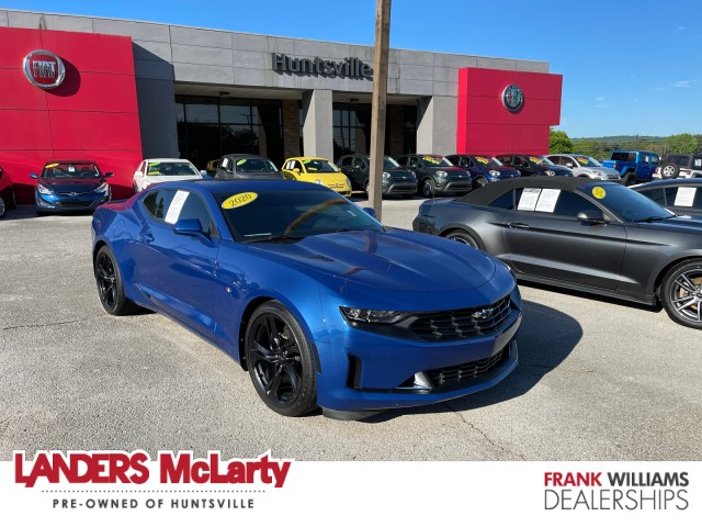 used 2020 Chevrolet Camaro car, priced at $36,900
