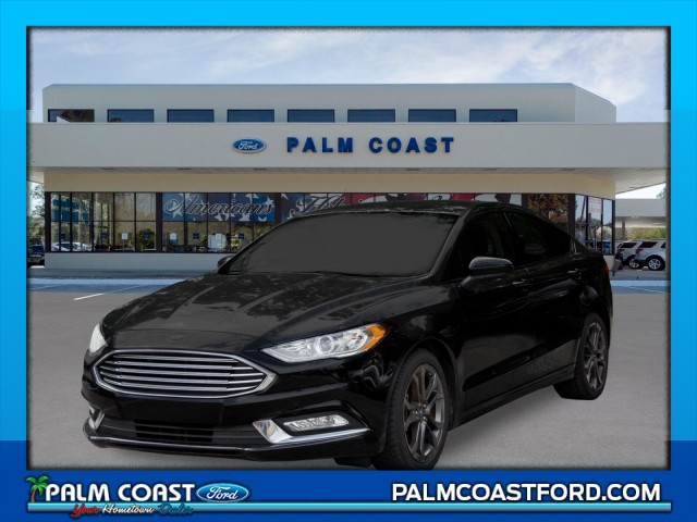 used 2018 Ford Fusion car, priced at $17,900