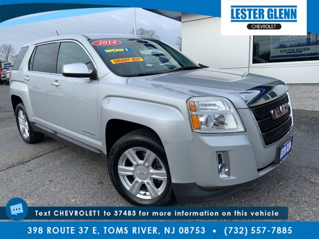used 2014 GMC Terrain car, priced at $12,937