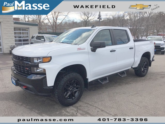used 2019 Chevrolet Silverado 1500 car, priced at $36,988