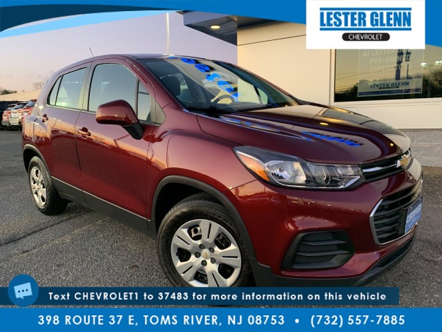 used 2017 Chevrolet Trax car, priced at $14,937