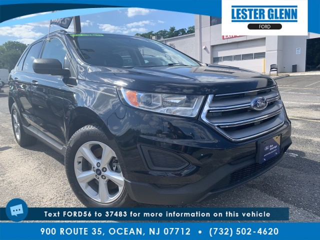 used 2018 Ford Edge car, priced at $23,432