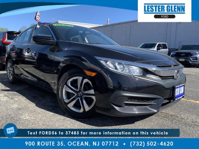 used 2017 Honda Civic Sedan car, priced at $14,971