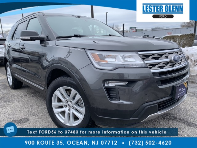 used 2018 Ford Explorer car, priced at $24,186
