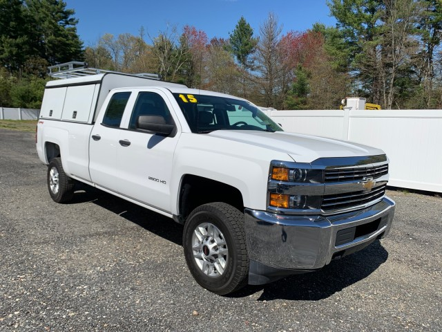 used 2015 Chevrolet Silverado 2500HD Built After Aug car, priced at $37,999