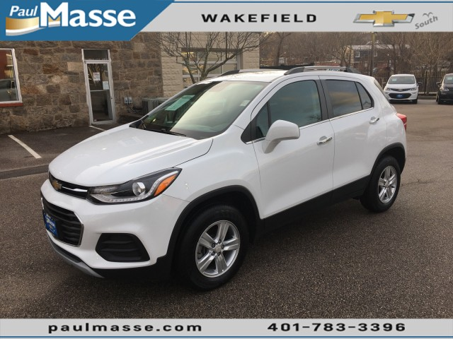 used 2018 Chevrolet Trax car, priced at $14,988