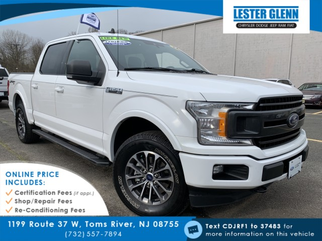 used 2019 Ford F-150 car, priced at $46,537