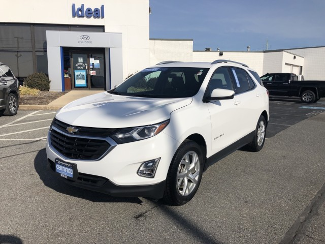 used 2018 Chevrolet Equinox car, priced at $19,750