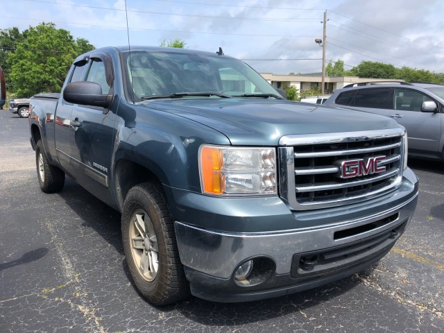 used 2013 GMC Sierra 1500 car