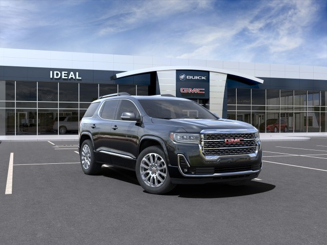 new 2021 GMC Acadia car, priced at $50,195