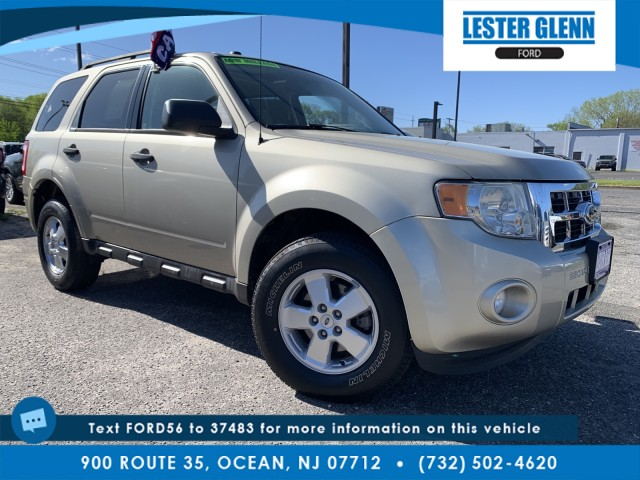 used 2010 Ford Escape car, priced at $10,121