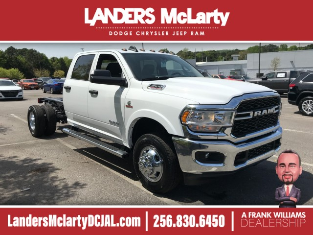 new 2021 Ram 3500 Chassis Cab car, priced at $55,295