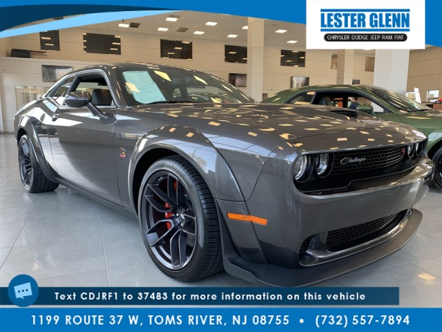 used 2020 Dodge Challenger car, priced at $46,937