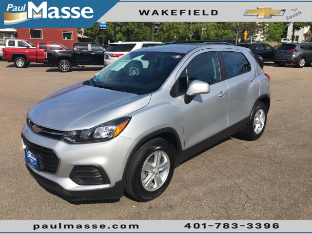 used 2019 Chevrolet Trax car, priced at $15,988